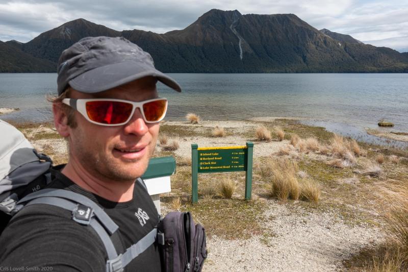 Hairy man (Fiordland Dec 2020)