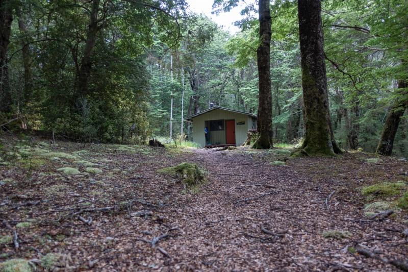 Hope Arm Hut (Fiordland Dec 2020)