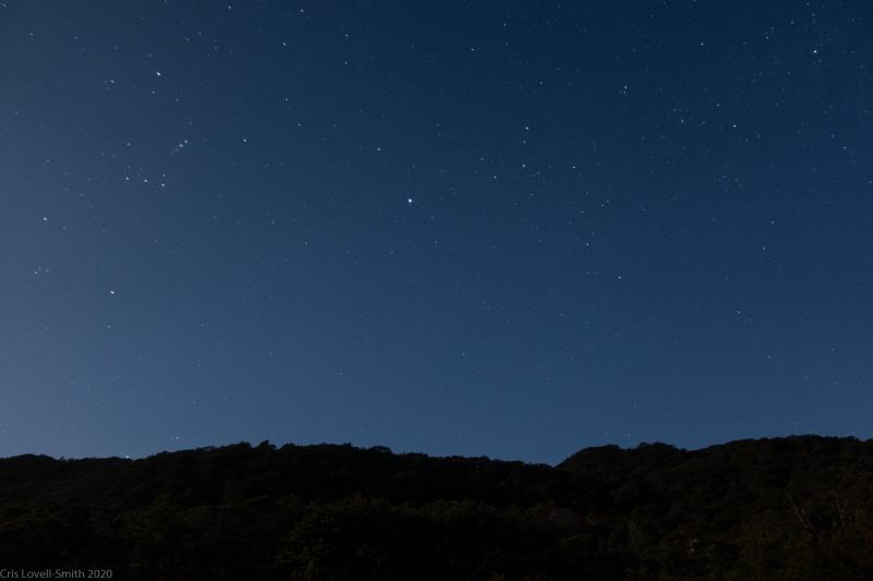 Starlight (Fiordland Dec 2020)