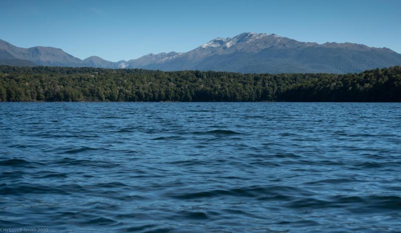 View across the lake (Fiordland Dec 2020)