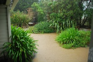 Water, water, everywhere (Ligar Bay)