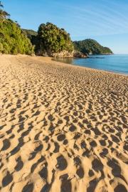 Golden sand (Abel Tasman NP)