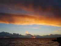 Nice sunset 2 (Hen Island)