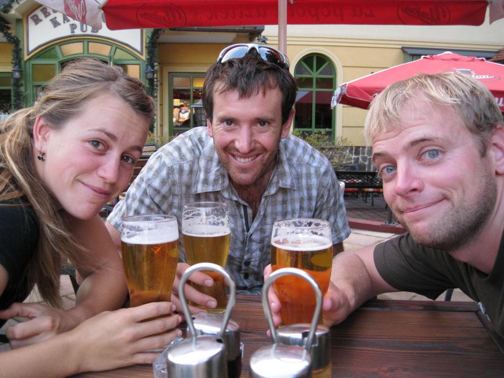 Beers in Jesenice (Slovenia)