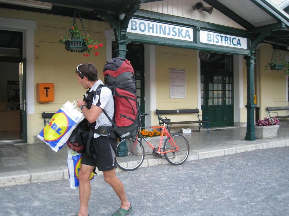 Bohinjska Bistrica (Slovenia)