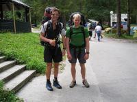Chris and Cris (Triglav Nat. Park, Slovenia)