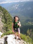 Cris ascending (Triglav Nat. Park, Slovenia)