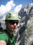 Cris in mountains (Triglav NP, Slovenia)