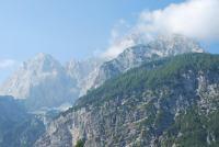 Nice mountains (Triglav Nat. Park, Slovenia)