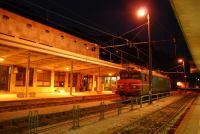 Train station 3 (Jesenice, Slovenia)