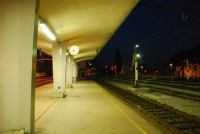 Waiting for the train 2 (Jesenice, Slovenia)