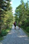 Walking out (Triglav Nat. Park, Slovenia)
