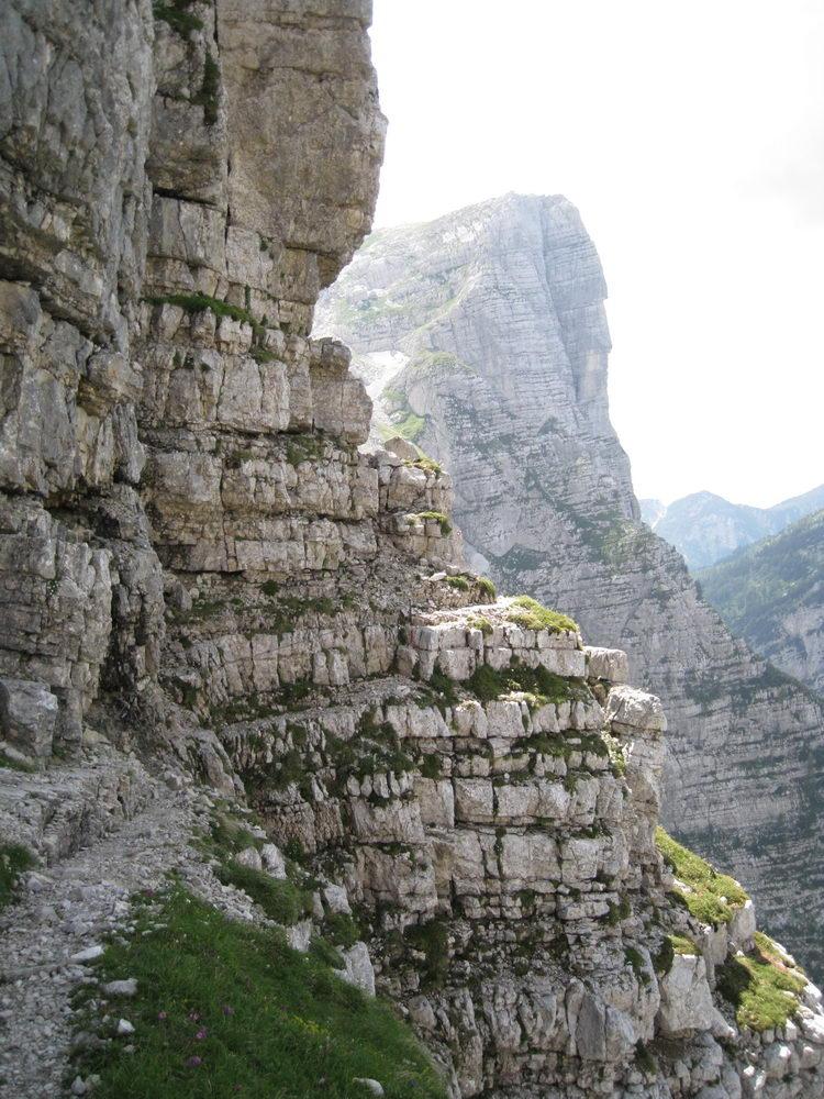 Cliffs 2 (Triglav Nat. Park, Slovenia)