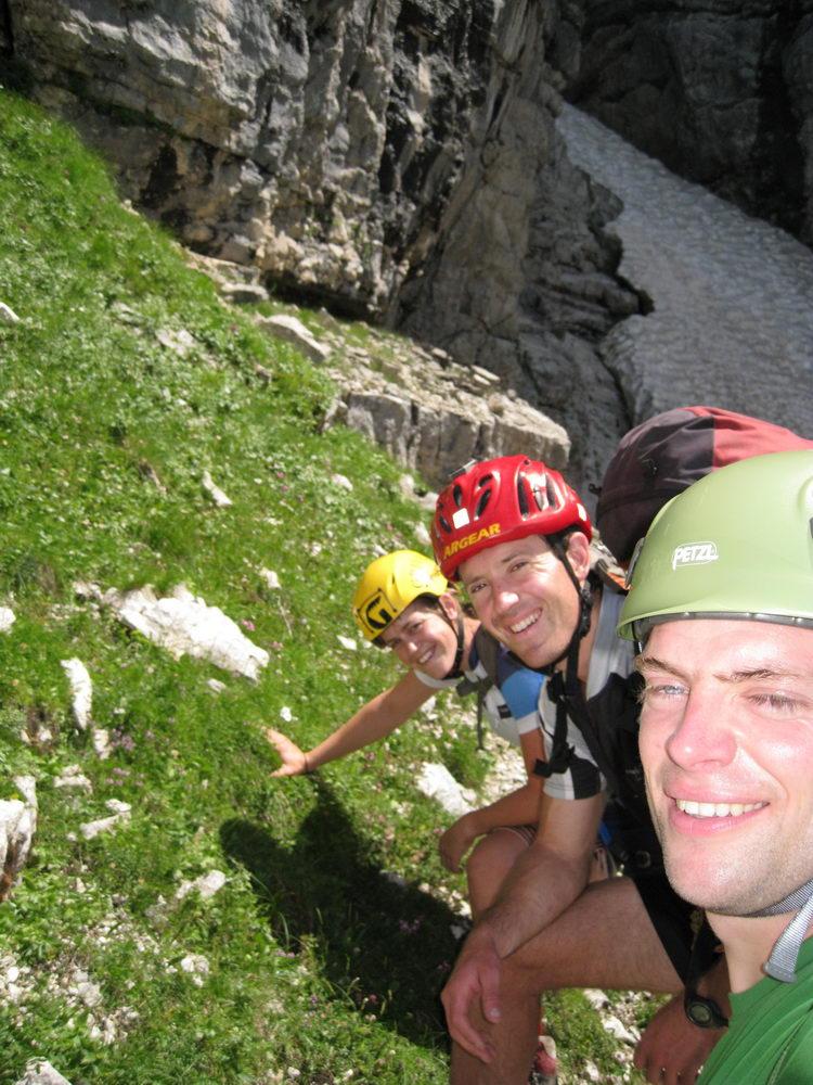 Climbers 2 (Triglav Nat. Park, Slovenia)
