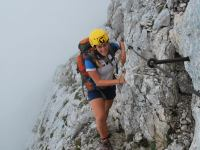 Em and drop (Triglav Nat. Park, Slovenia)