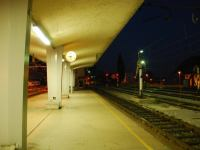 Waiting for the train 2 (Jesenice, Slovenia)