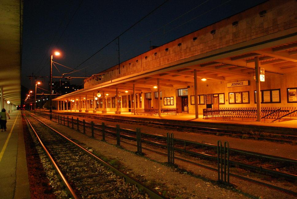 Train station 4 (Jesenice, Slovenia)