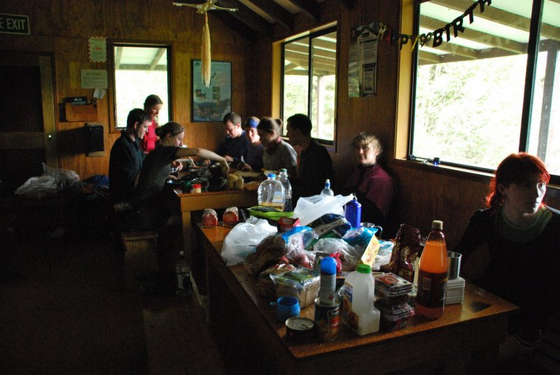 Inside the hut 3 (30th Birthday Bash)
