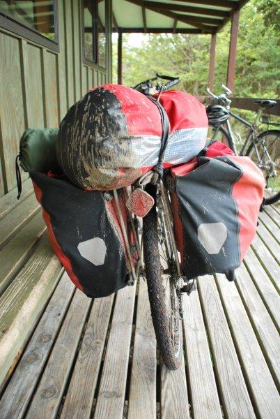 Muddy bike backside (30th Birthday Bash)