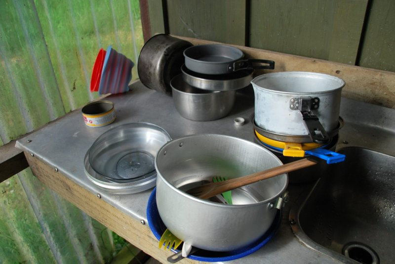 Pots and pans (30th Birthday Bash)