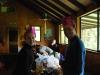 Katie and Cris at Hurunui Hut (30th Birthday Bash)
