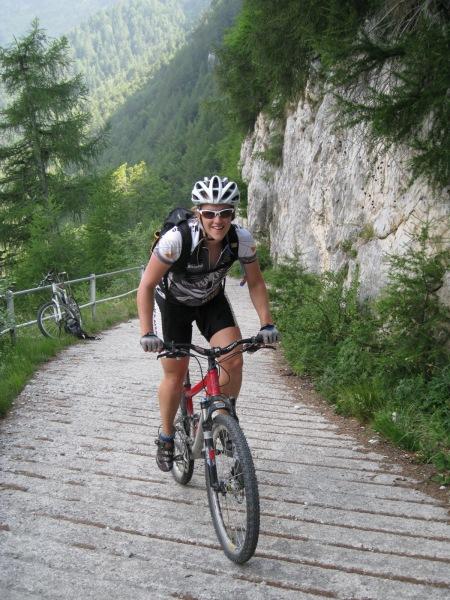Big climb (Lago di Garda, Italy)