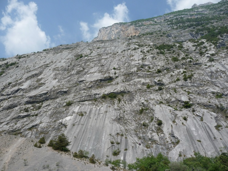 Awesome rock wall 2 (Lago di Garda)