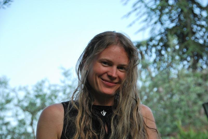 Frauke smiling 2 (Lago di Garda)