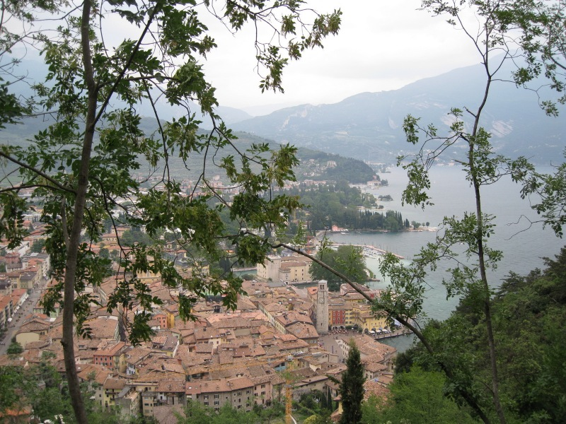 View of Riva (Lago di Garda)