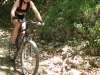 Frauke riding 2 (Lago di Garda)