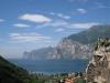 View out across the lake 2 (Lago di Garda)