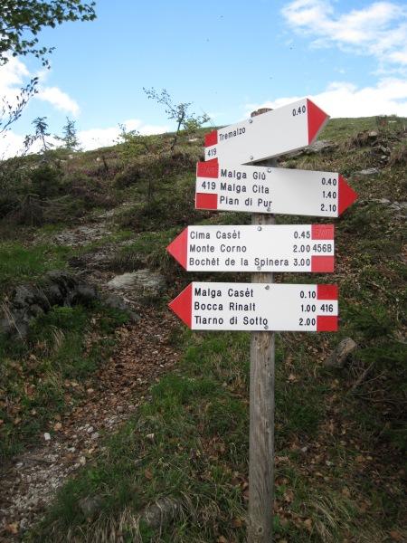 Sign (Lago di Garda, Italy)