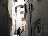 Narrow street (Lago di Garda, Italy)