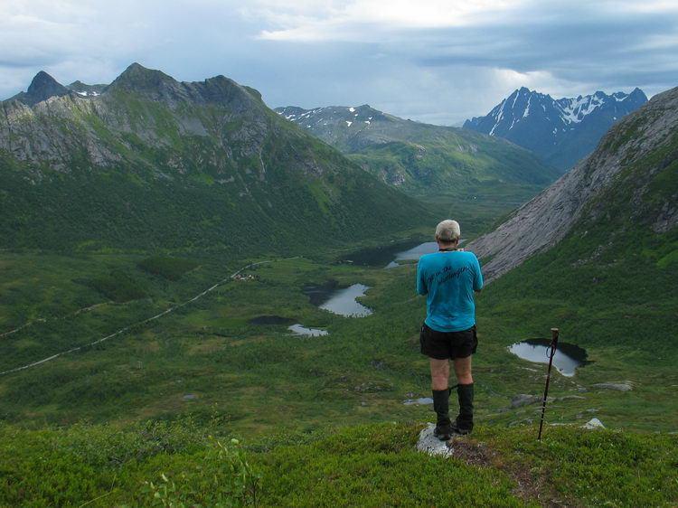 358 (Lofoten, Norway)