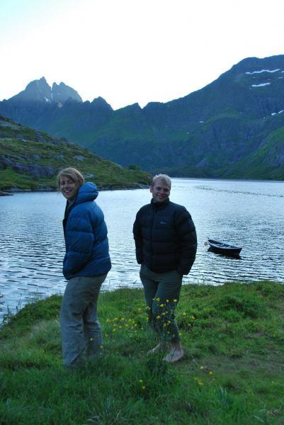 Cris + Em 2 (Lofoten, Norway)