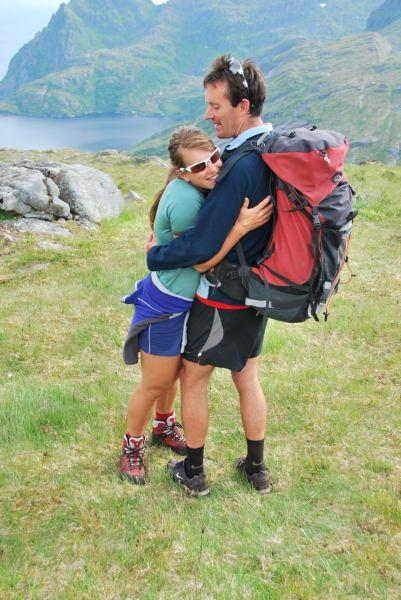 Em + Chris 4 (Lofoten, Norway)