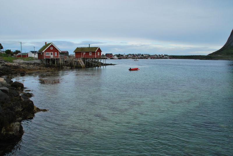 Norwegian view (Lofoten, Norway)