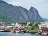 Norwegian houses (Lofoten, Norway)