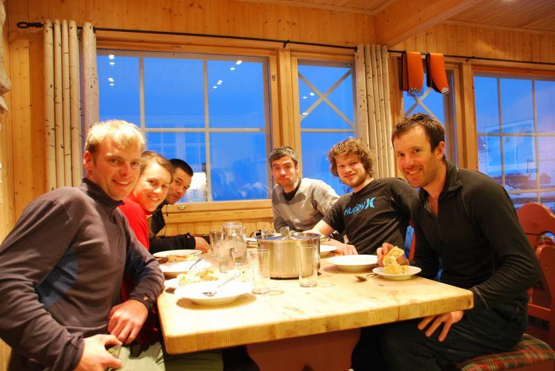 Dinner time (Koppangen, Norway)