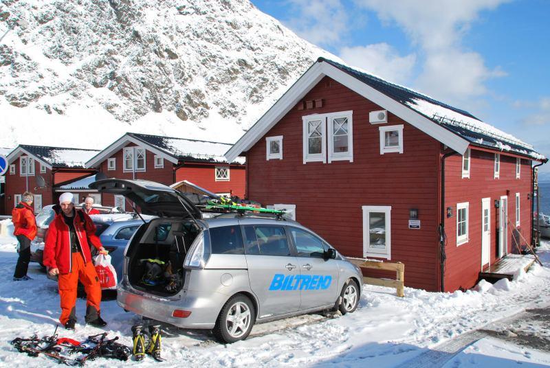 Leaving in the Biltrend (Koppangen, Norway)