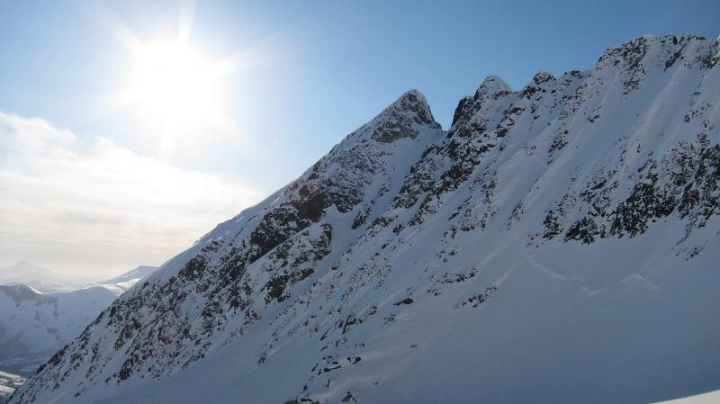 Ridge (Langdalstindane, Norway)