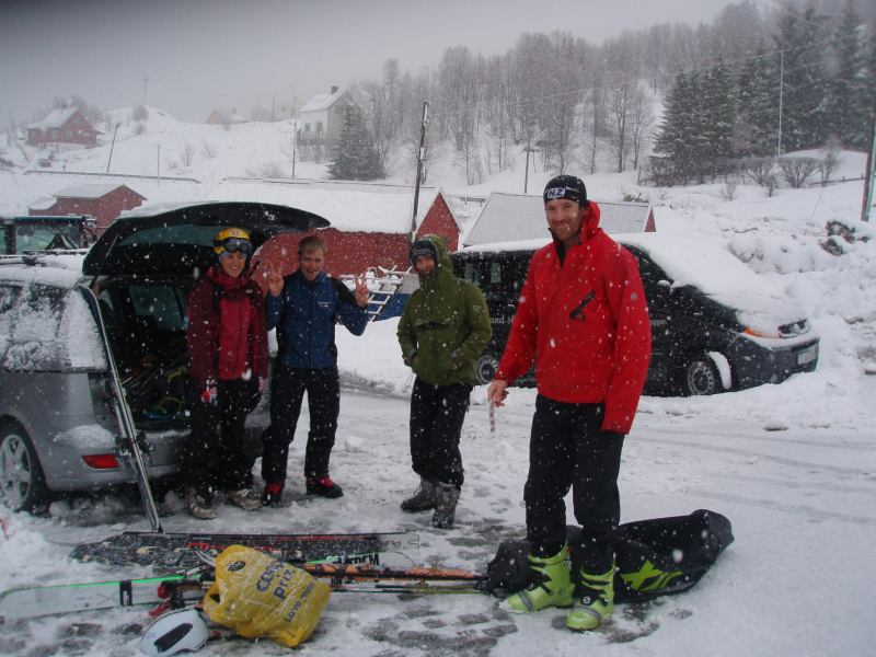 Snowy (Koppangen, Norway)
