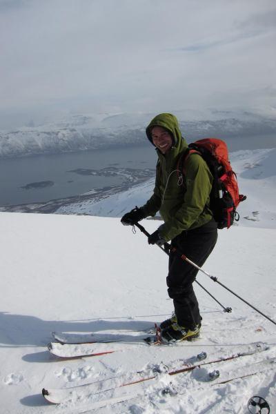 Tim (Rørnestinden, Norway)