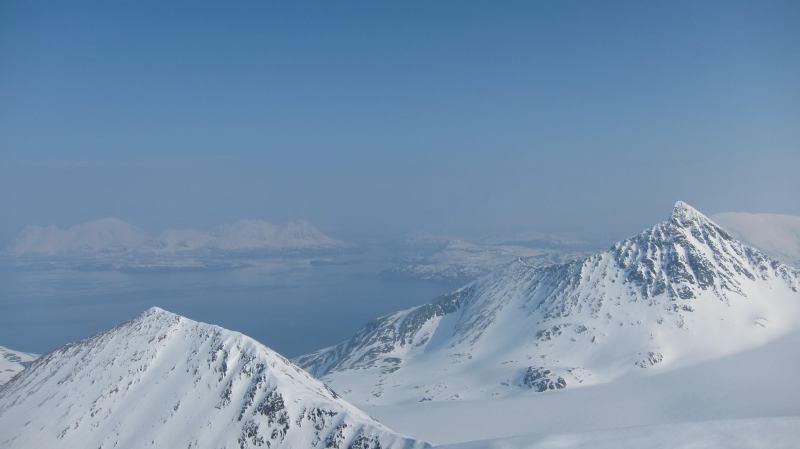 White and blue (Storgalten, Norway)