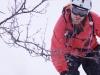 Chris turning (Tomakdalen, Norway)