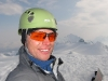 Cris at the summit 2 (Storgalten, Norway)