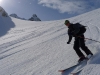 Cris skiing (Tafeltinden, Norway)
