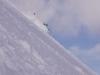 Em skiing (Rørnestinden, Norway)