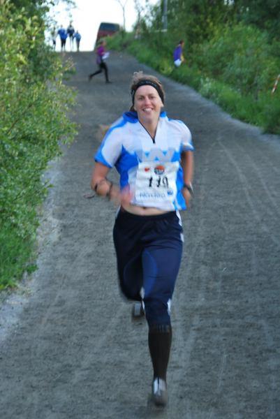 Em running (Midtnattsolgaloppen 2009)