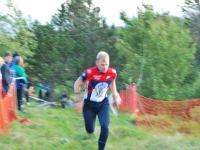 Cris finishing (Midtnattsolgaloppen 2009)